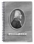 John Jay (1745-1829) Spiral Notebook