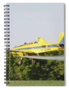 Airplane Spiral Notebook