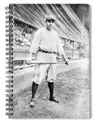 George H. Ruth (1895-1948) Spiral Notebook