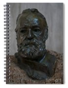 Legion Of Honor Museum San Francisco Spiral Notebook