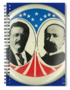 Presidential Campaign: 1904 Spiral Notebook