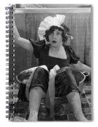 Silent Film Still Spiral Notebook