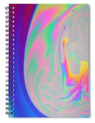 Soap Film Spiral Notebook