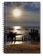 Sylt Spiral Notebook