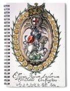 William The Conqueror Spiral Notebook