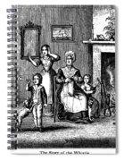 Benjamin Franklin Spiral Notebook