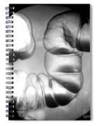 Normal Double Contrast Barium Enema Spiral Notebook