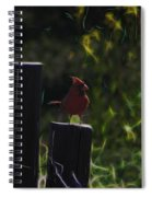1384 Posted Spiral Notebook