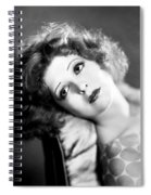 Clara Bow (1905-1965) Spiral Notebook