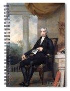 James Monroe (1758-1831) Spiral Notebook