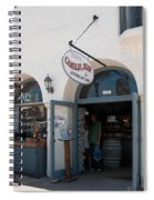 Old Town San Diego Spiral Notebook
