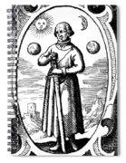 Paracelsus, Swiss Polymath Spiral Notebook