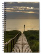 Sylt Spiral Notebook