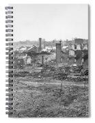 Civil War: Richmond, 1865 Spiral Notebook