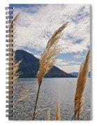 Lake Maggiore Spiral Notebook