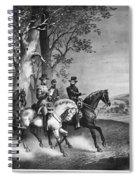 Lees Surrender, 1865 Spiral Notebook