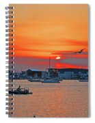 15- Old Port Cove Spiral Notebook