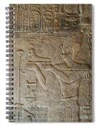 Philae Spiral Notebook