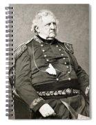Winfield Scott (1786-1866) Spiral Notebook
