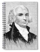 James Madison (1751-1836) Spiral Notebook