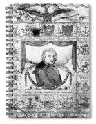 John Adams (1735-1826) Spiral Notebook