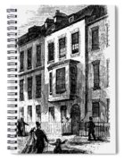 Benjamin Franklin (1706-1790) Spiral Notebook