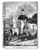 Zachary Taylor (1784-1850) Spiral Notebook