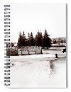 1900 Farm Spiral Notebook
