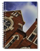 1901 Uab Spencer Honors House Spiral Notebook