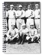 1902 Philadelphia Athletics Spiral Notebook