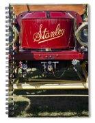 1910 Stanley Model 61 Spiral Notebook