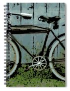 1919 Indian Bike Spiral Notebook