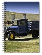 1927 Dodge Graham Bodie Ca Spiral Notebook