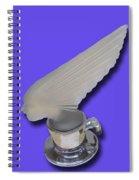 1929 Pierce Arrow Mascot Spiral Notebook
