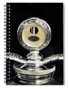 1930 Ford Hood Ornament  Spiral Notebook