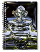 1930 Stutz Spiral Notebook