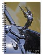 1932 Desoto Spiral Notebook