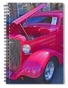 1934 Chevy Coupe Spiral Notebook
