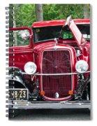 1934 Ford Spiral Notebook