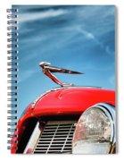 1935 Auburn Speedster  6892 Spiral Notebook