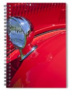1935 Ford Tudor Spiral Notebook