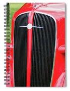 1936 Chevy  8552 Spiral Notebook