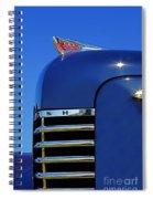 1939 Nash Sedan Spiral Notebook