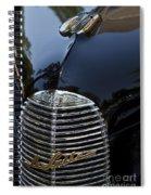 1940 Lasalle Spiral Notebook