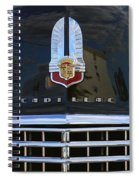 1941 Cadillac Grill Spiral Notebook