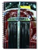 1947 Studebaker Grill Spiral Notebook