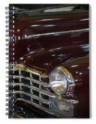 1948 Cadillac - Series 75 Limousine Spiral Notebook