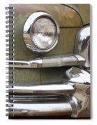 1951 Nash Ambassador  Spiral Notebook