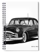 1951 Packard Patrician 400 Spiral Notebook