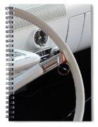 1952 Mercury Interior Spiral Notebook